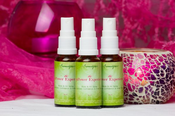 Aromatqiues - the emPower experience personal air and body spray