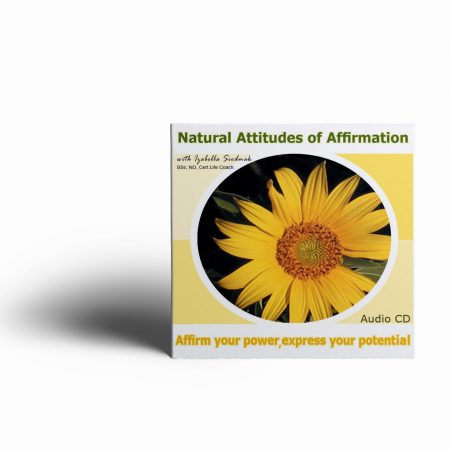 Affirmations CD Izabella Siodmak