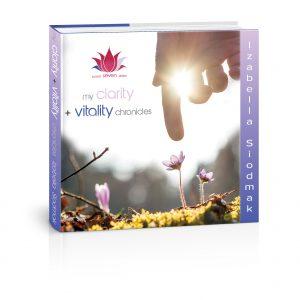 My Clarity Vitality Chronicles book by Izabella Siodmak