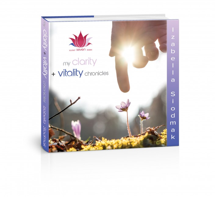 My Clarity Vitality Chronicles book by Izabella Siodmak