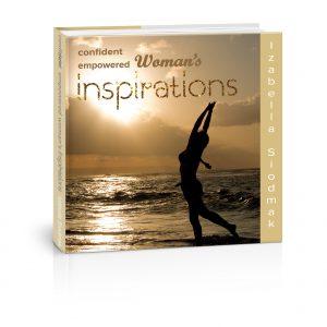 confident empowered womans inspirations book Izabella Siodmak