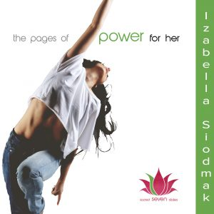 the pages of power for her book by Izabella Siodmak